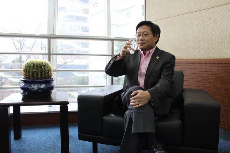 китайский бизнесмен