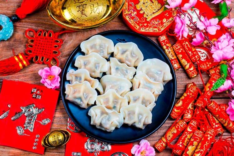 Цзяоцзы - китайские пельмени