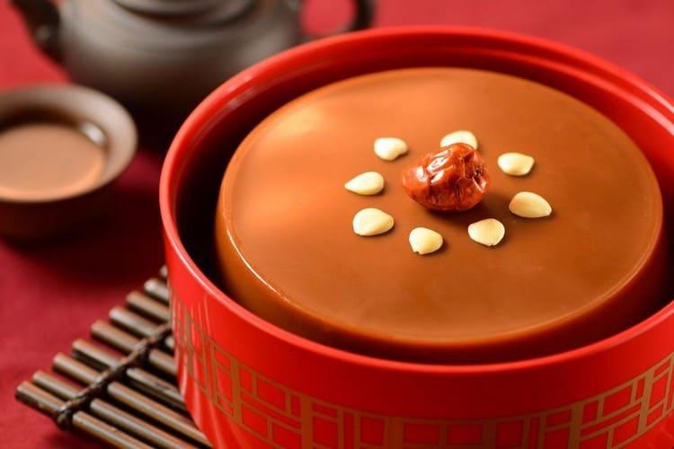 Няньгао - китайское рисовое печенье