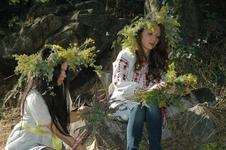 Обряды и традиции на Ивана Купала