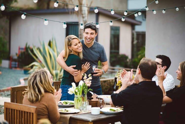 Знакомство родителей с женихом