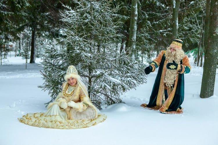 Новый год в Татарстане