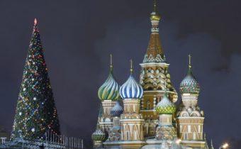 Рождество в России