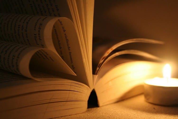 Гадание на книге