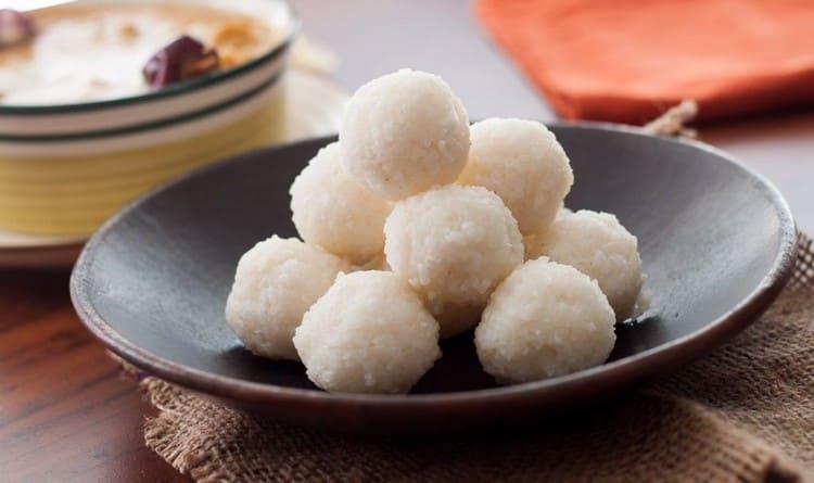 Китайские рисовые шарики