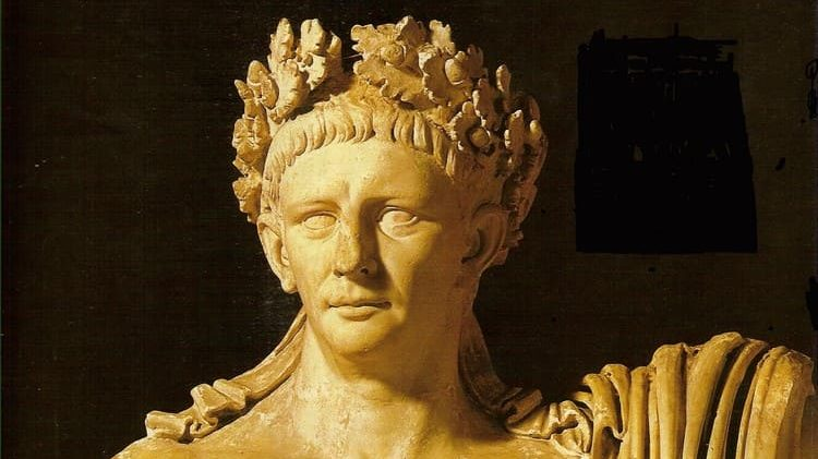 Римский император Клавдий ⅠⅠ