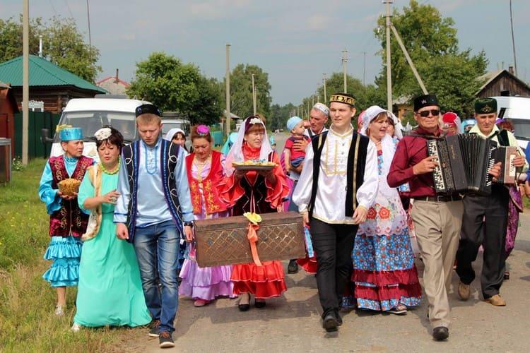 Сватовство у татар
