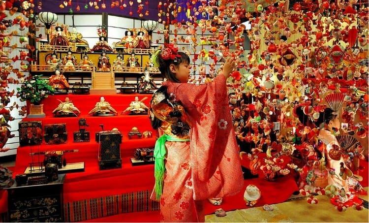 Праздник девочек (Хинамацури)