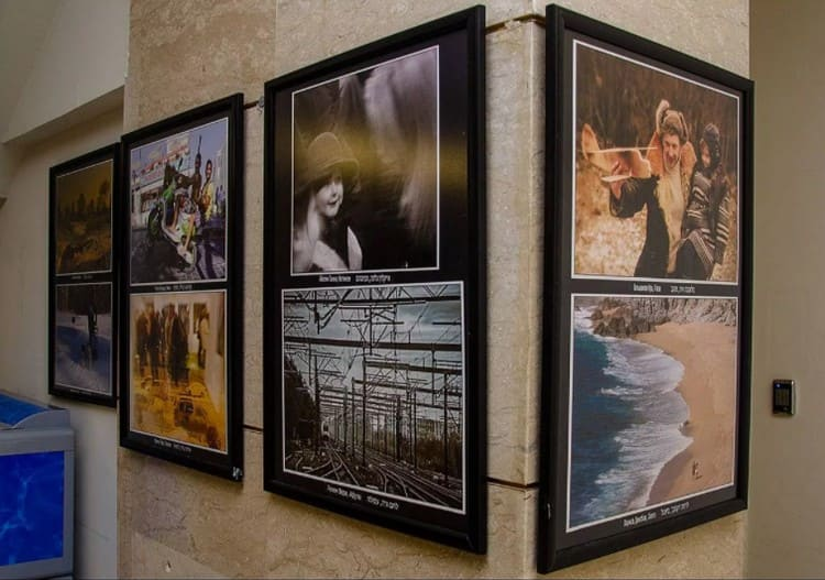 Выставки с работами женщин