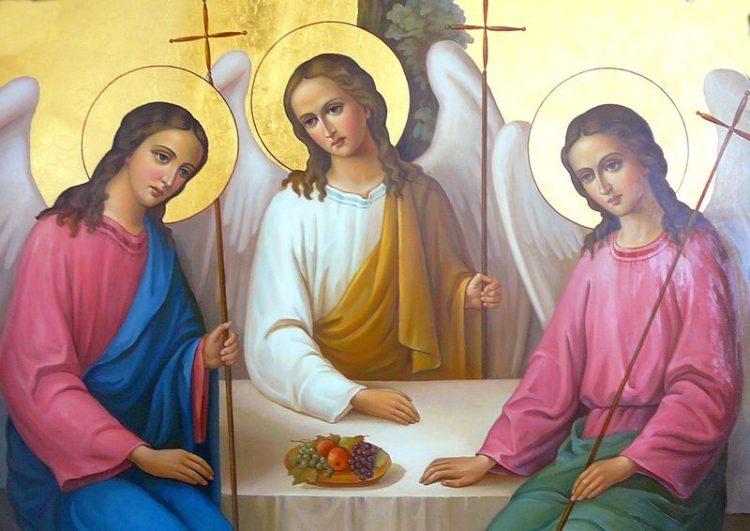 троица икона приметы праздник