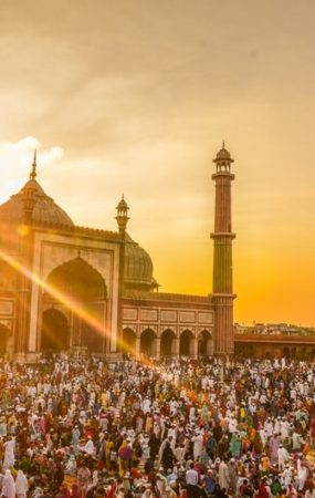 курбан бацрам ислам праздник баран