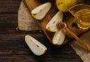 груша мёд натюрморт