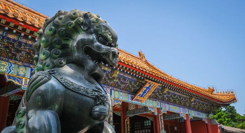 новый год китай дракон традиции